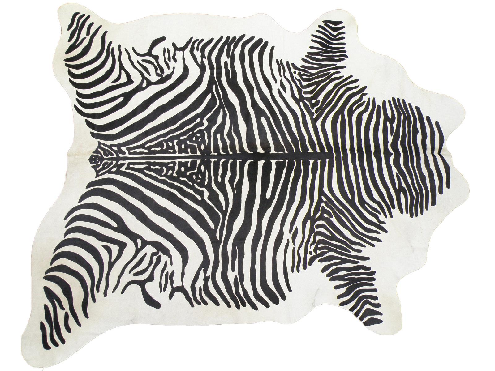 Шкура коровы ЗЕБРА арт.: 25391