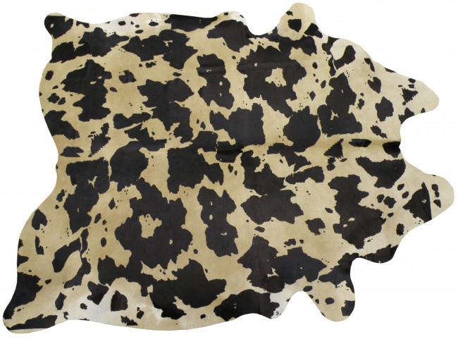 """Шкура лошади """"Яблоко"""" — искусственно окрашенная шкура коровы арт. 23183"""