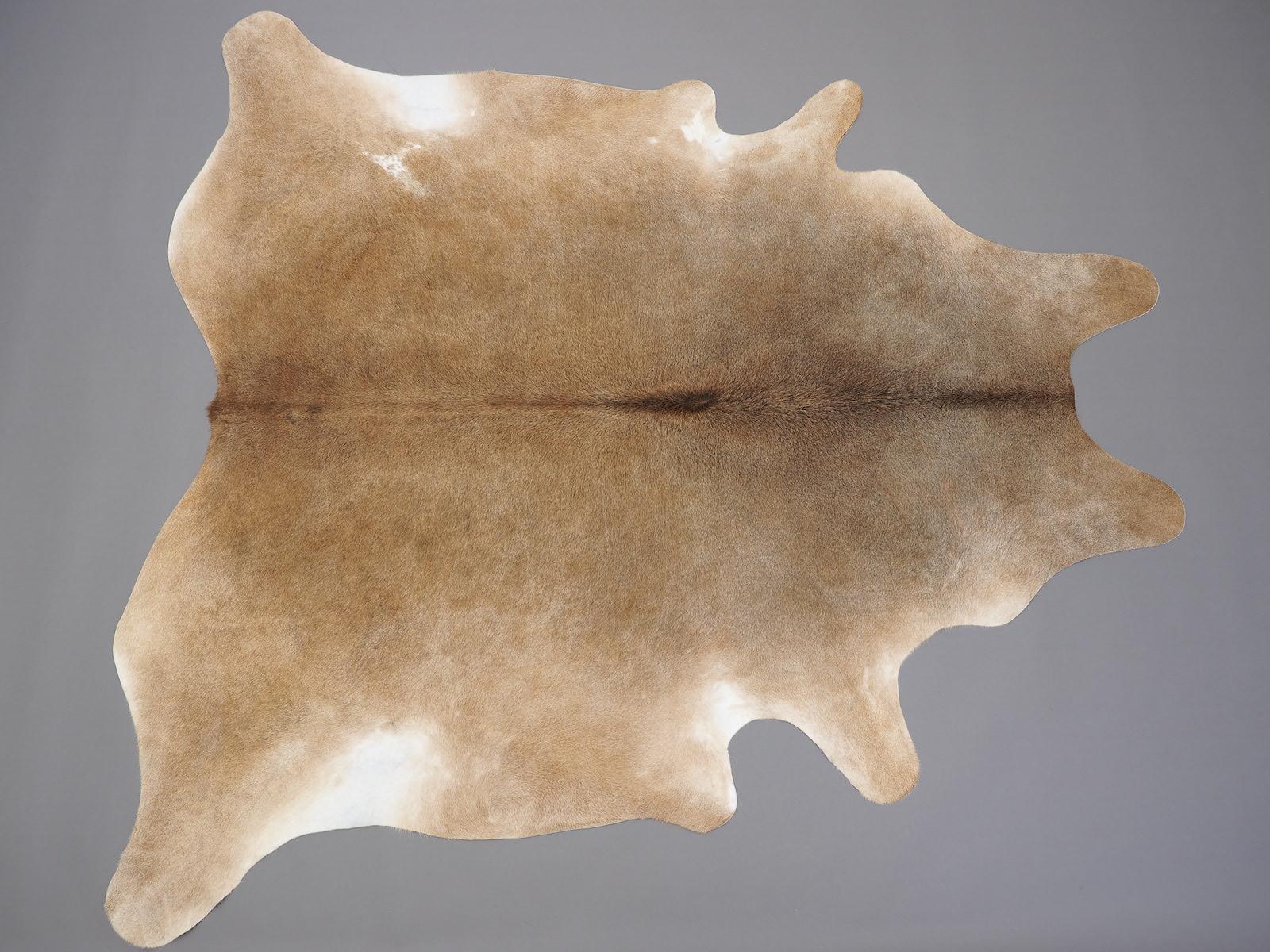 Коровья шкура натуральная серо-бежевая арт.: 24407